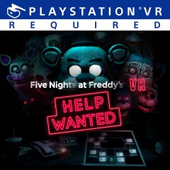 Five Nights at Freddy's VR: Help Wanted (П1)